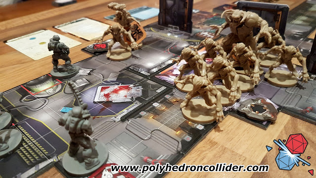 DOOM board game review horde of demons