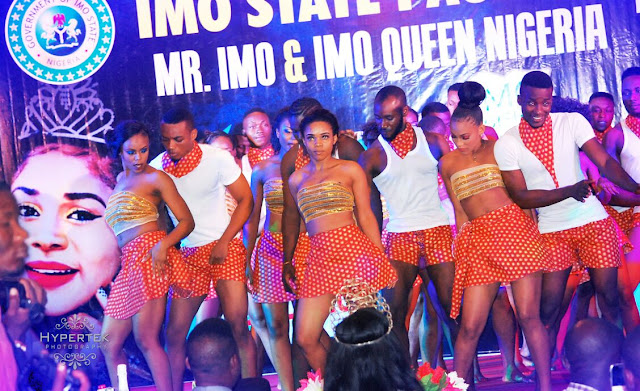 mr imo miss imo queen nigeria beauty pageant