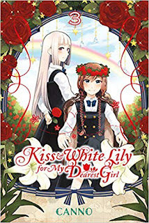Kiss & White Lily Volume 3