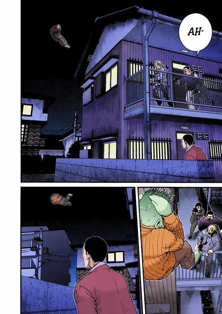 Gantz Chap 06: Chạm trán người ngoài hành tinh củ hành trang 14