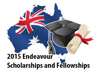 endeavour scholarships