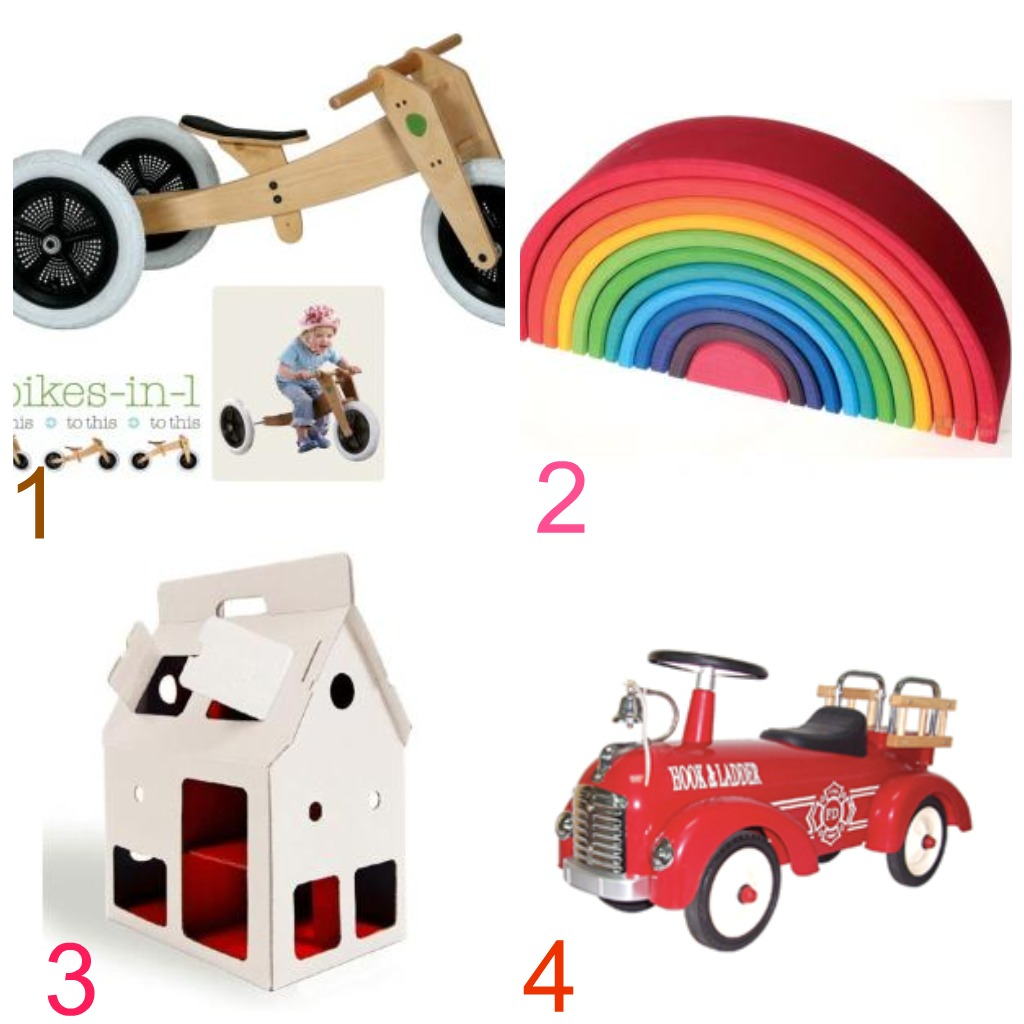 Top 8 first birthday gift ideas - Decopeques