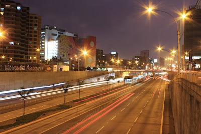 El transporte en Lima es bastante eficaz.