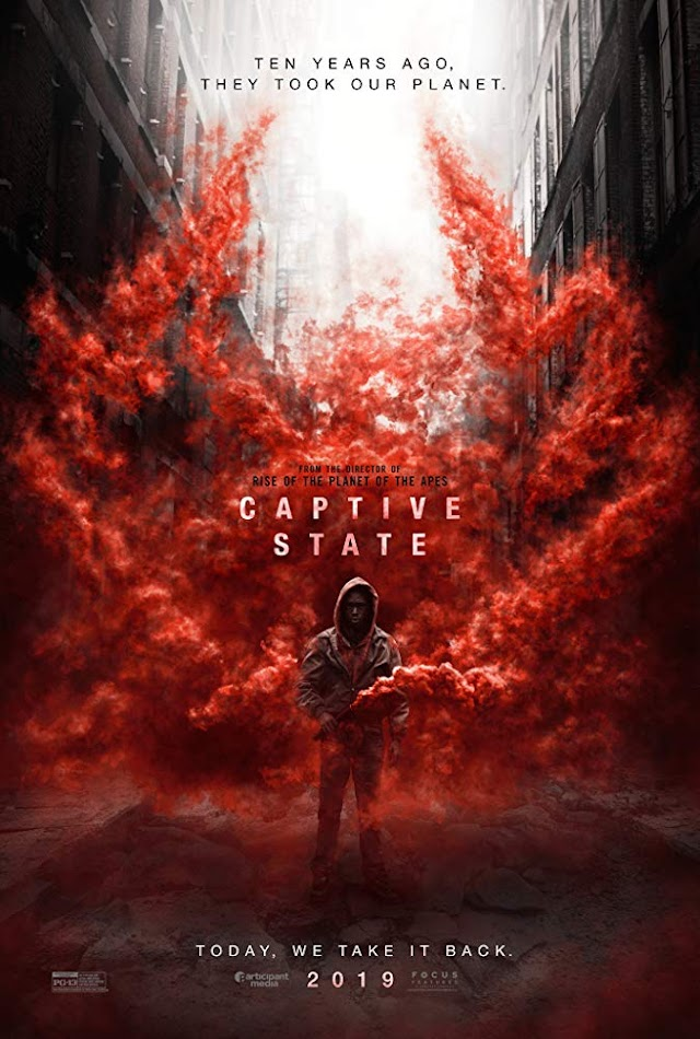 Nuevo Trailer de Captive State 2019 | Estado Cautivo 2019