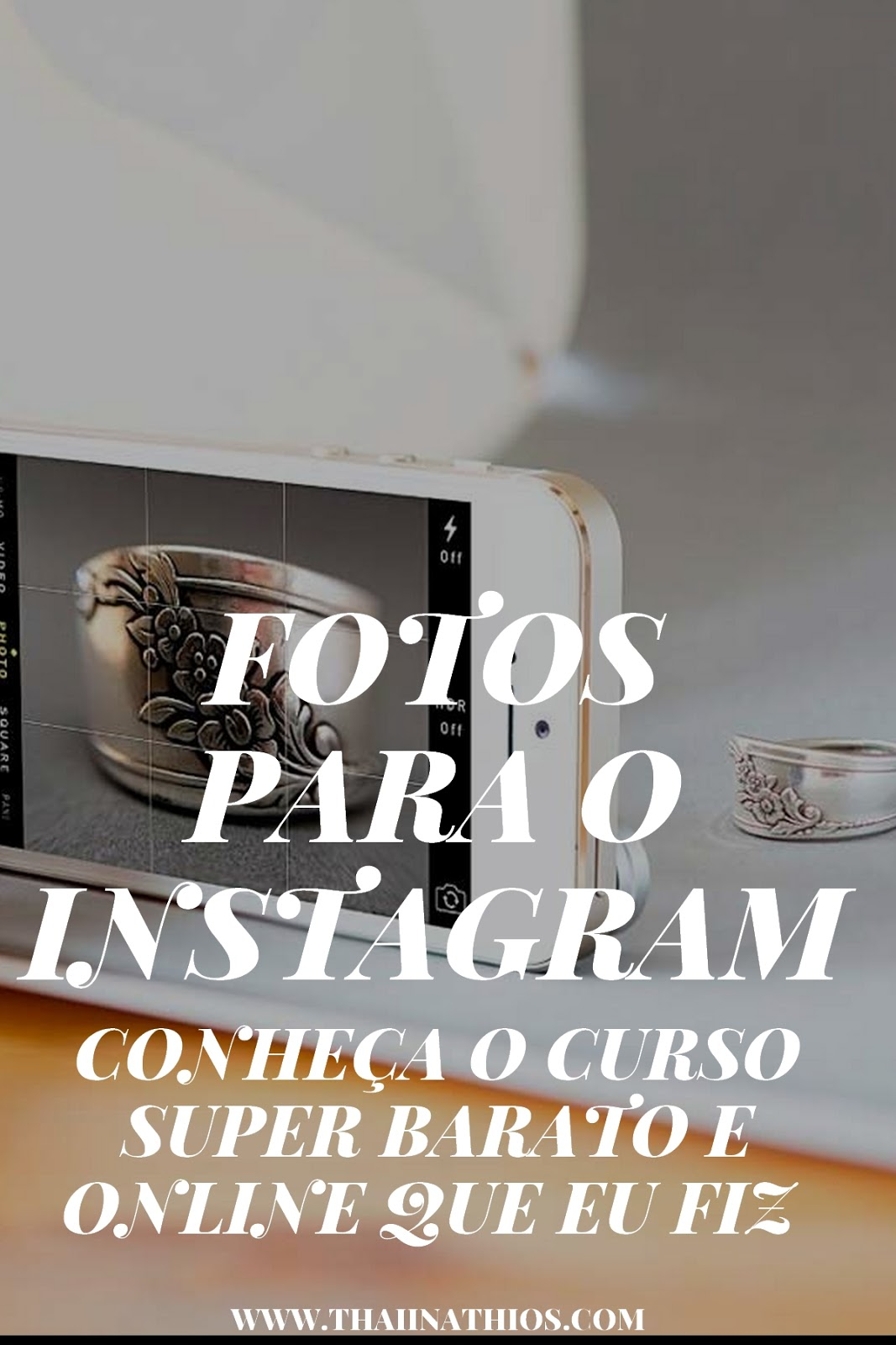 Fotos para o Instagram