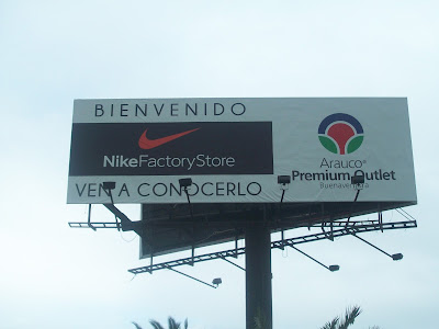 Buenaventura Premium (Outlet), Outlet em Santiago do Chile