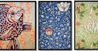 Hasil gambar untuk gambar motif realis