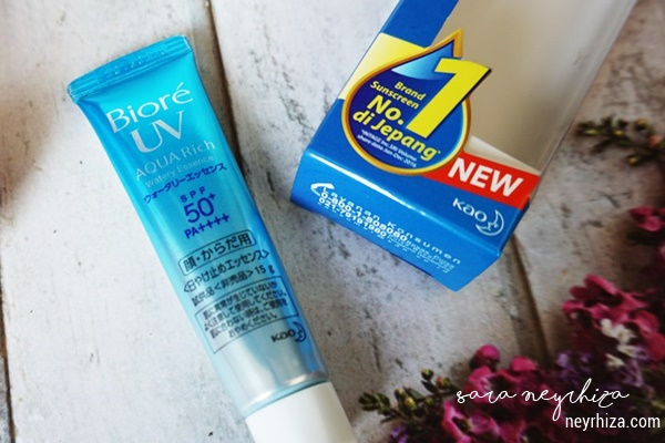 SUNSCREEN BIORE AQUA RICH