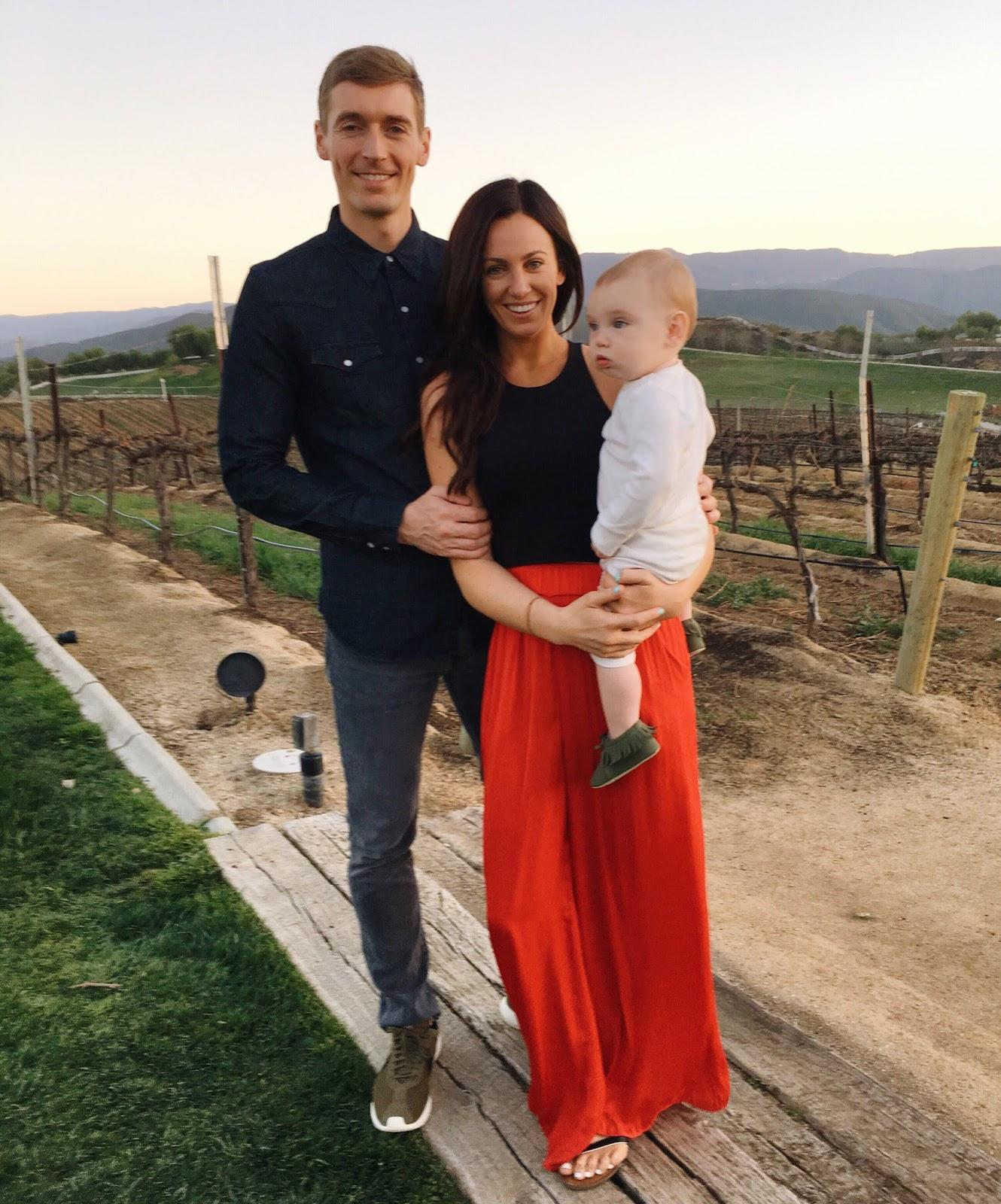 Leoness Winery Dinner Blog