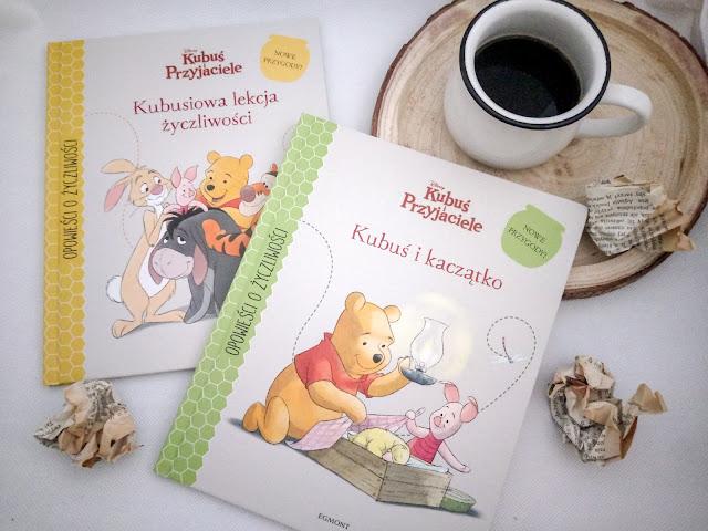 """Kubuś i Przyjaciele. Opowieści o życzliwości - """"Kubuś i kaczątko"""" i """"Kubusiowa lekcja życzliwości"""""""