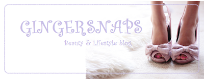 * GingerSnaps * Indian Beauty and Lifestyle Blog, Indian Beauty Blog