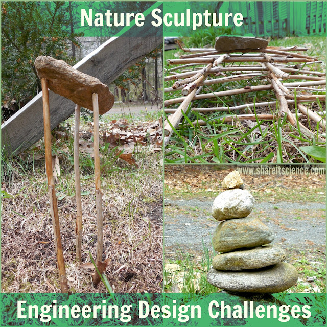Nature Sculpture Engineering Challenges