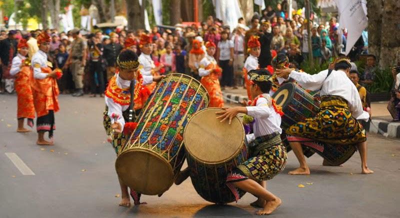 Gendang Beleq, Kesenian Tradisional Khas Suku Sasak Lombok