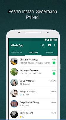 Download Gratis WhatsApp 2.16.57 (Stable) Apk Terbaru 2016