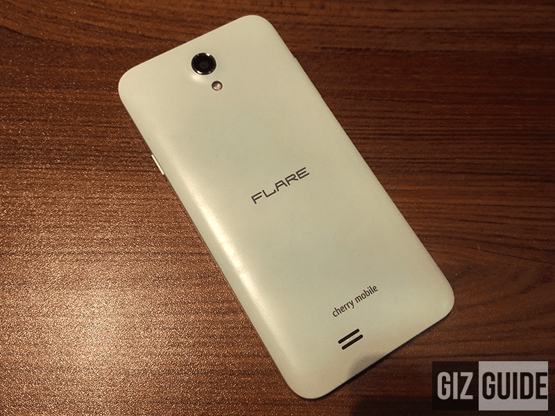 Cherry Mobile Flare J1 First Look And Impressions: The Starter Phone With 5 Inch Screen!