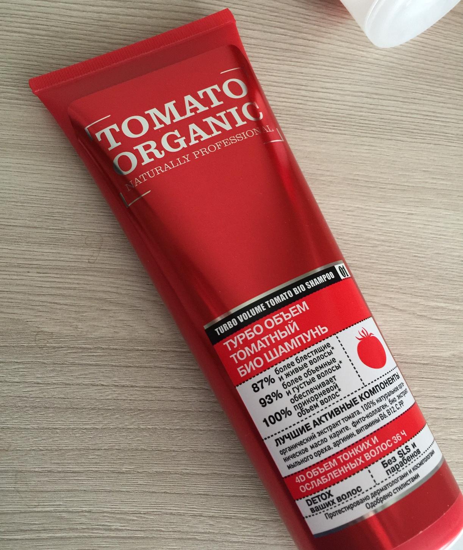 томатный био шампунь отзывы