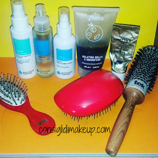 Haircare Routine Ecobio styling spazzole biofficinatoscana tek phitophilos