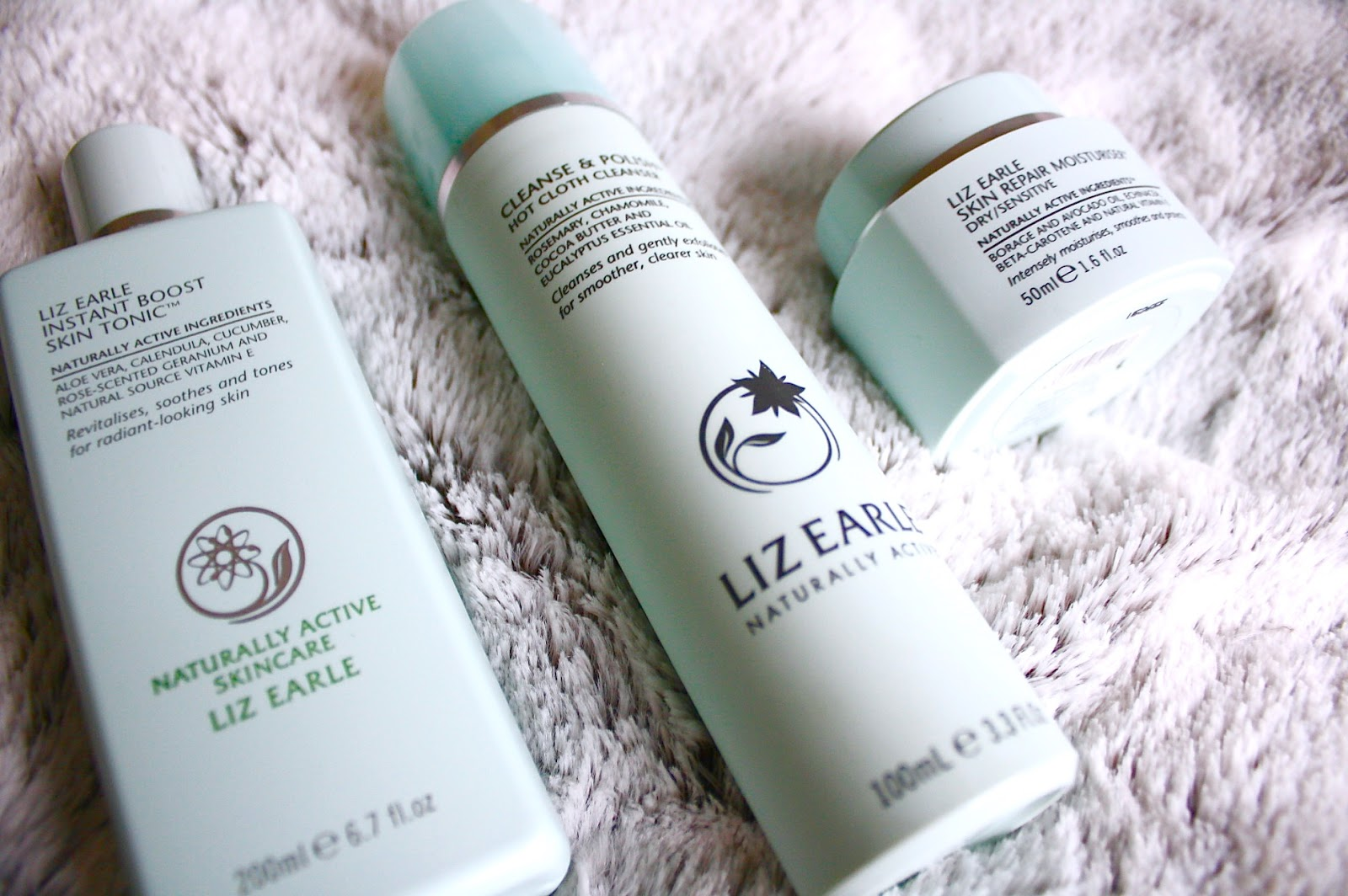 Liz Earle Skincare Collection