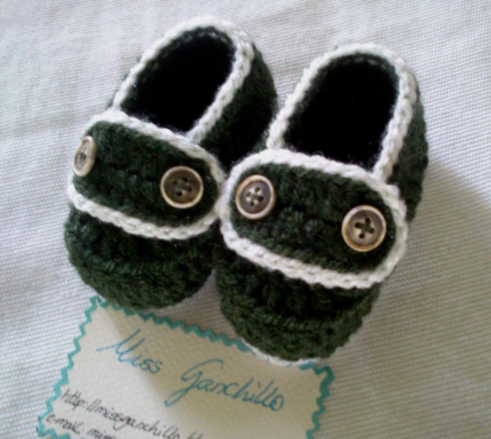 Ganchillo Con Crochet Miss Botones Mocasines Y Zapatiso 4gvqzn 9d827fe2f6d1