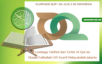 Olimpiade Qur'an Se-Indonesia Jilid 2