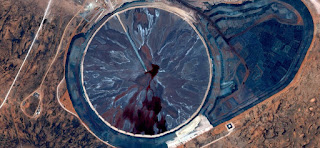 abstract landscapes of deserts bird's eye view,abstract photography deserts of Australia from the air,