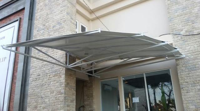 jual canopy membran