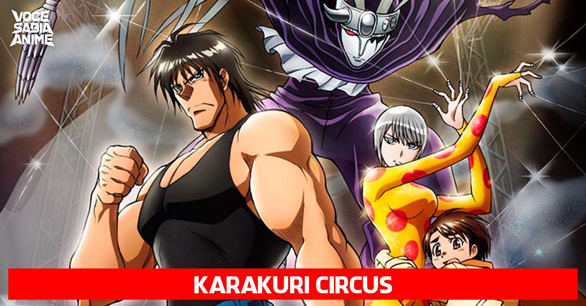 voce-sabia-anime-karakuri-circus%2B%25281%2529 - Karakuri Circus (13/??) [HD 720p] [300MB] [SnF] [Sub Español] [MEGA] - Anime no Ligero [Descargas]