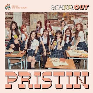 PRISTIN - SCHXXL OUT Albümü