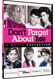 Don't Forget About Me '80s movie collection giveaway