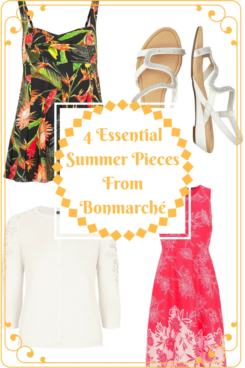 4 Essential Summer Pieces From Bonmarché