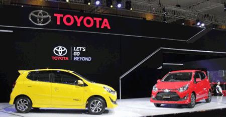 Toyota Promo IIMS 2018, Diskon + CASHBACK Khusus Pameran