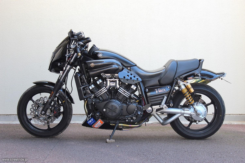 Racing Caf U00e8  Yamaha V