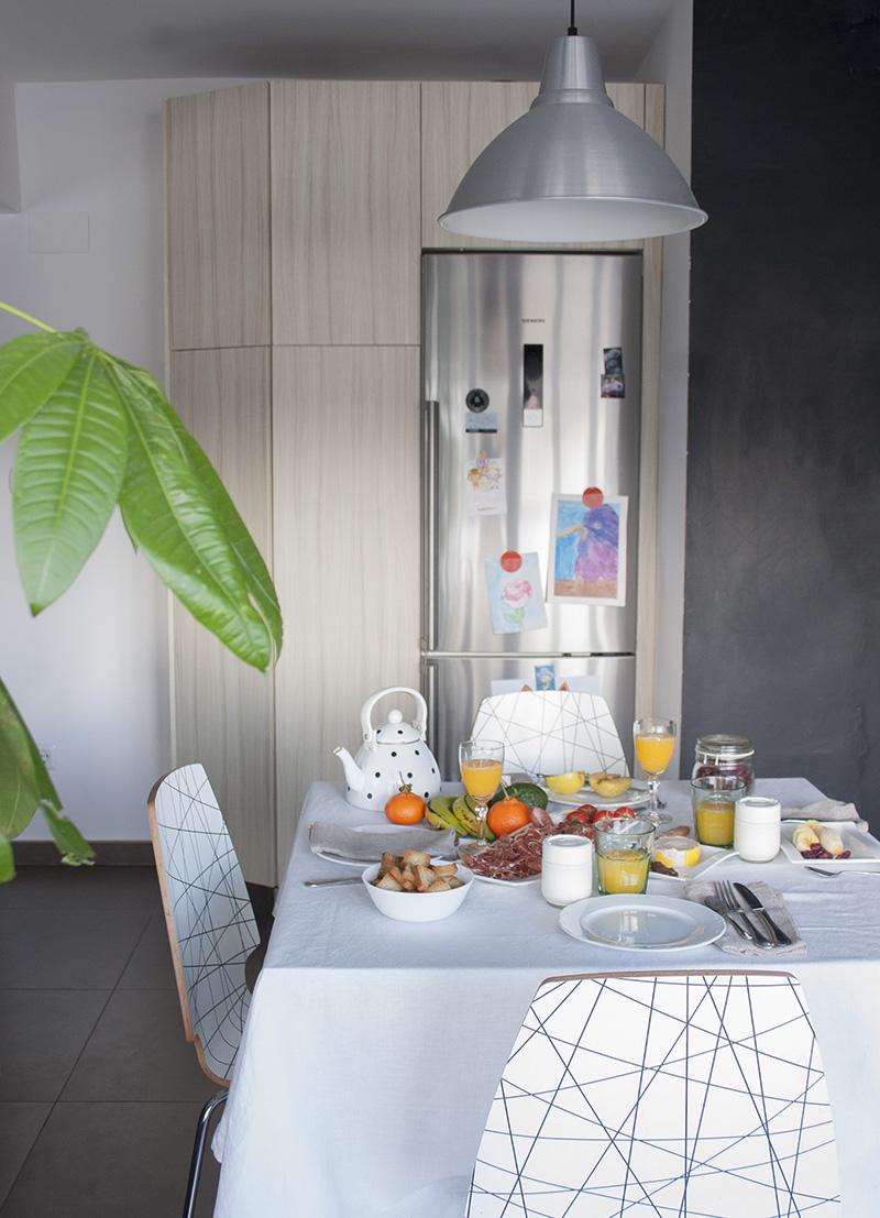 DIY Nuestro mueble de cocina tuneado con vinilo   Decorar en familia ...