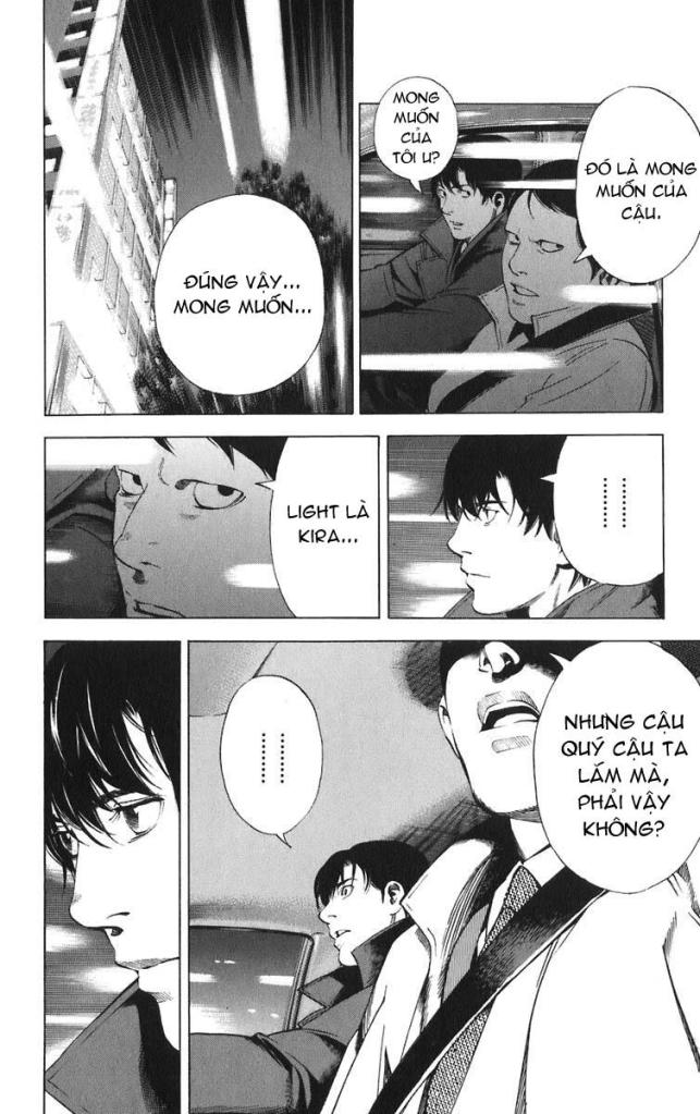 Death Note chapter 108 trang 13