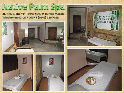 manila spa native palm spa