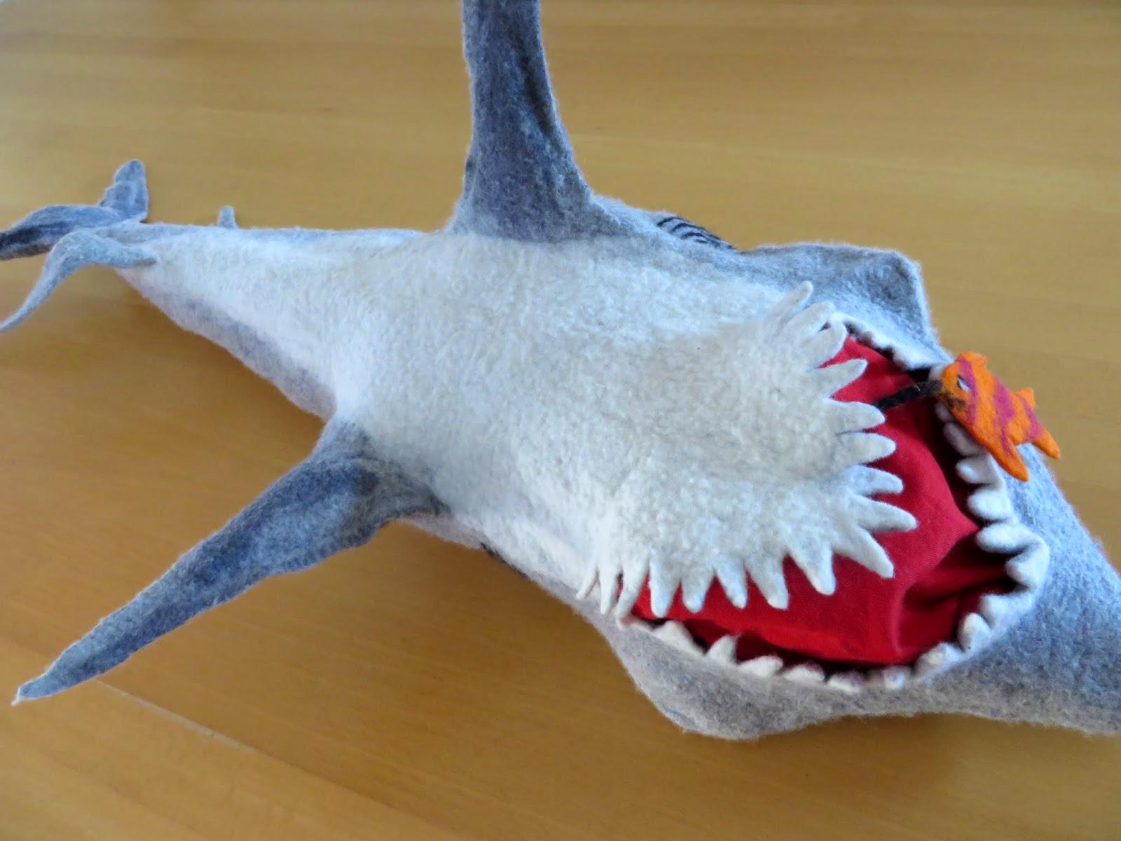 Gefräßiger Hai