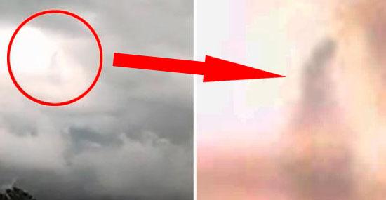 Vídeo de 'Deus andando no Céu' causa polêmica na internet - Capa1