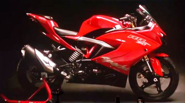 New 2018 TVS Apache RR 310 Racing sport Hd Picture 04