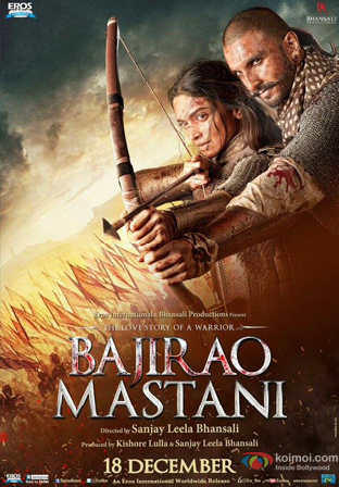 Bajirao Mastani 2015 BDRip Full Hindi Movie Download 720p Watch Online Free Worldfree4u 9xmovies