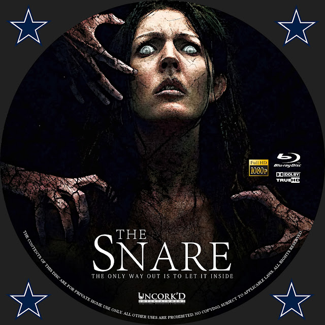 The Snare Bluray Label