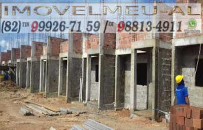 Em construção serão entregues dentro do prazo esperado.