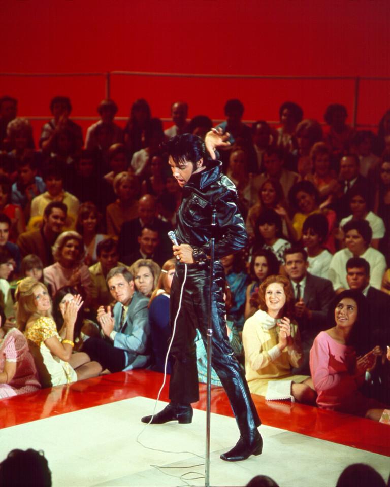 Elvis Presley, 1968
