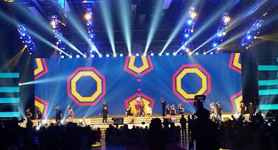 màn hình led sử dụng cho sân khấu ca nhạc