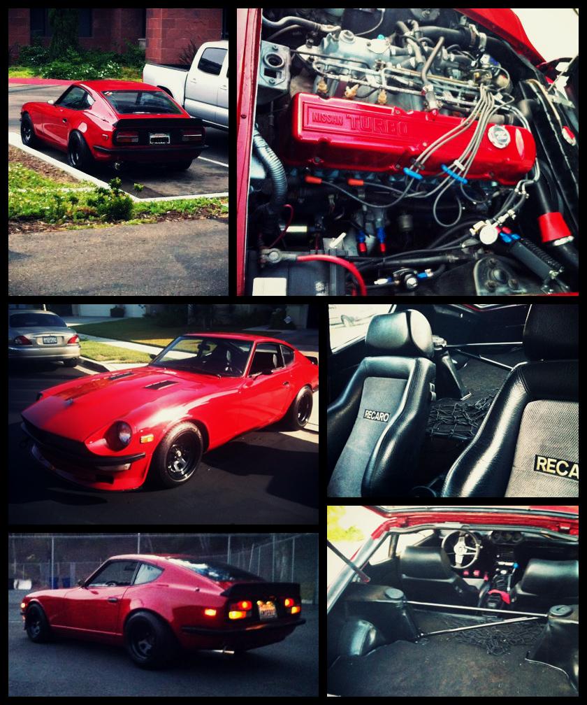 CARTICULAR: Craigslist Find: '71 Datsun 240z, L28 Turbo
