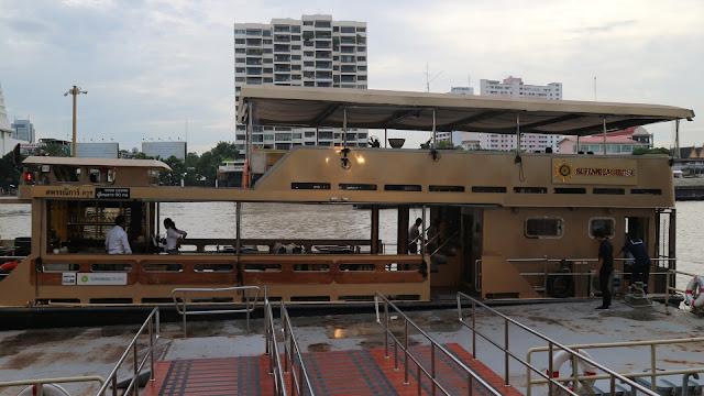 曼谷遊記 餐飲篇: Supanniga Cruise: 昭拍耶河之旅