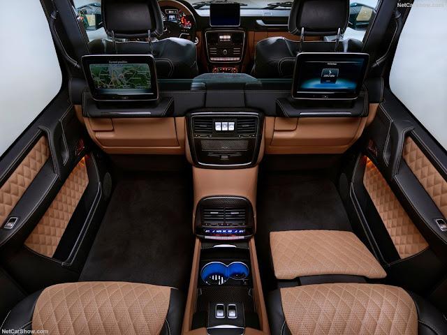 Mercedes G650 Maybach Landaulet, G Class