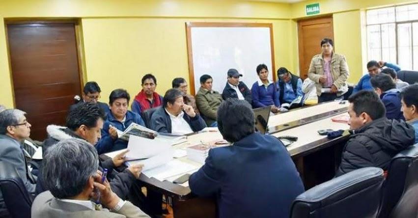 Directores de Colegios esperarán diálogo con el MINEDU para sumarse a huelga el 22 de Junio