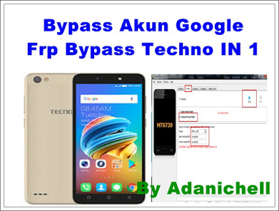 Bypass Akun Google Frp Bypass Techno IN 1