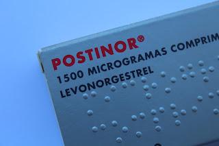 Postinor® 1500 microgramas (Levonorgestrel 1500)