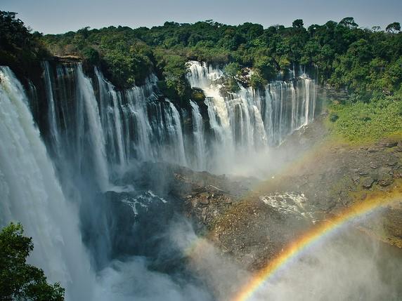 Kalandula Falls Angola